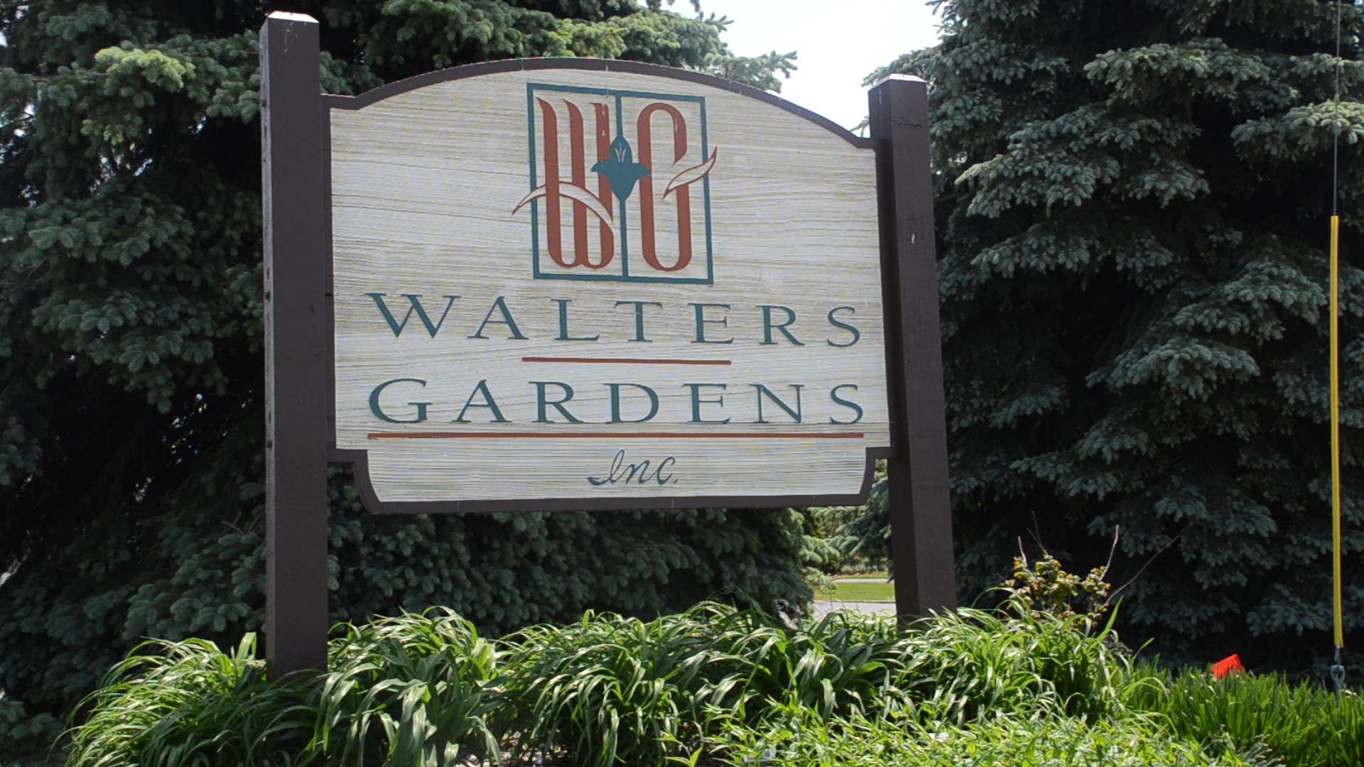 Working @ Walters Gardens