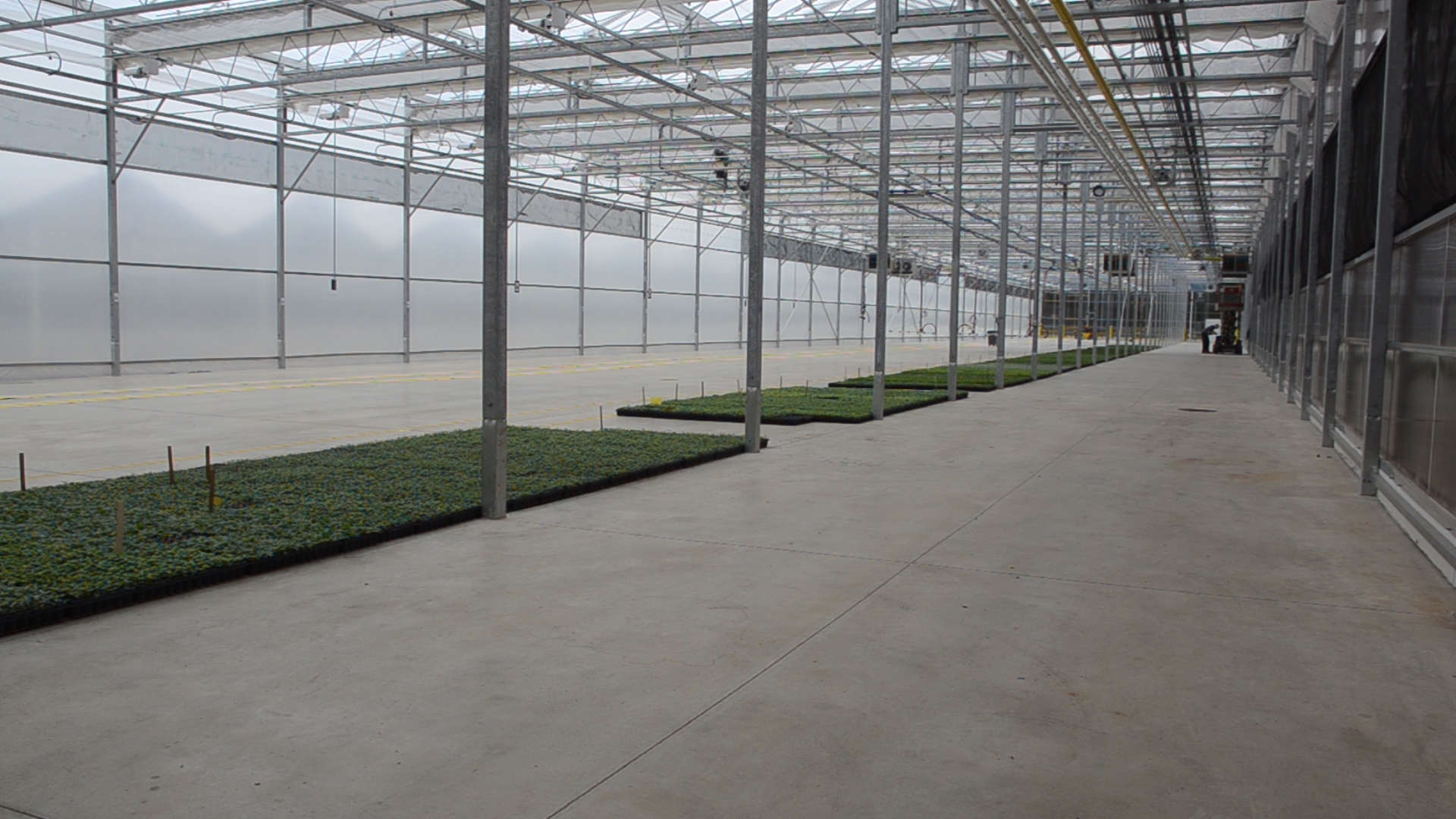 The New Acclimation Greenhouse